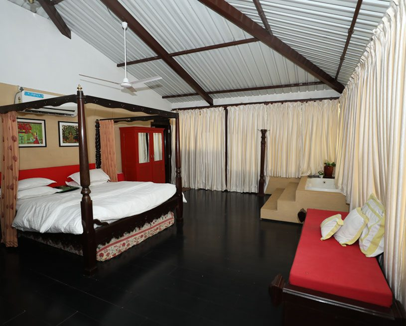 Luxury AC Cottage (Suite)